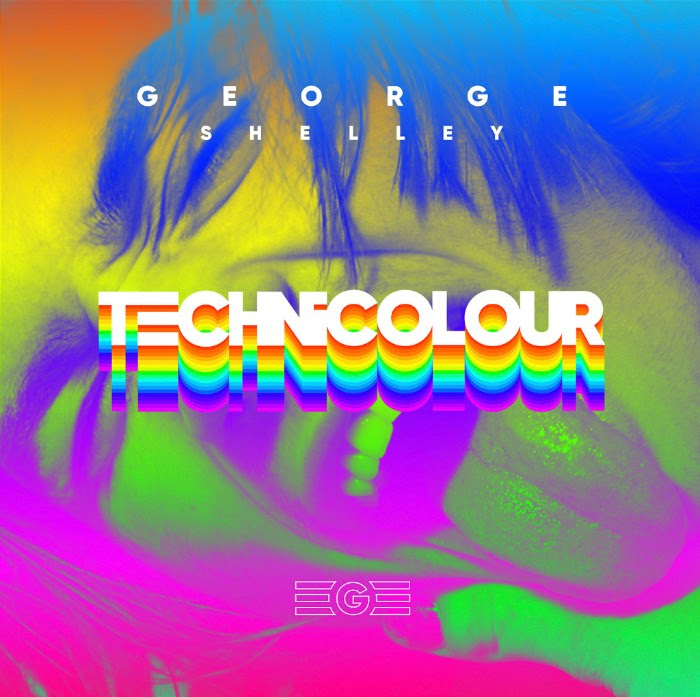 George Shelley releases debut solo single 'Technicolour'