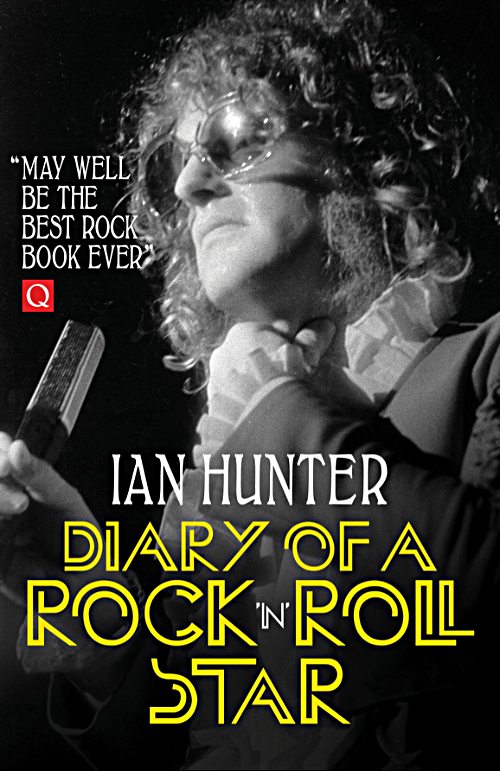 Diary of a Rock n Roll Star by Ian Hunter