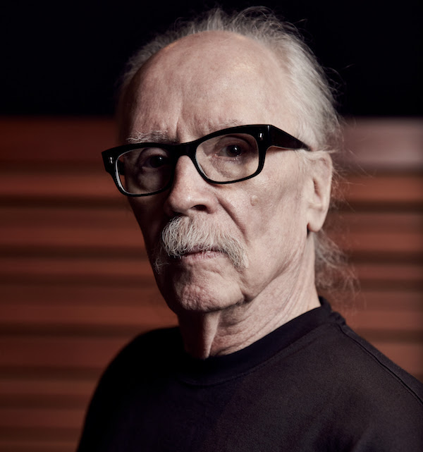 'Master of Horror' John Carpenter announces new European tour